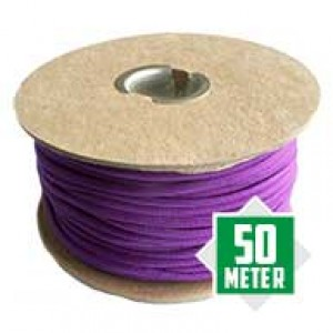 Acid Purple Spoeltje 550 type 3 paracord Ø 4mm (50m)