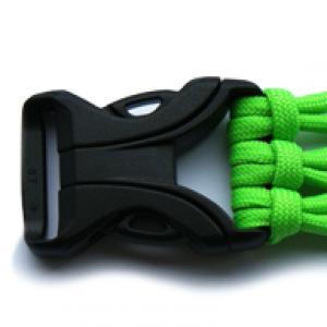 Sterke buckle zwart - YKK kwaliteit | 20mm