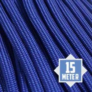 Elektric Blue 550 type 3 paracord Ø 4mm (15m)