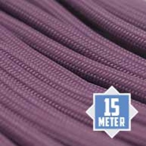 Lilac 550 type 3 paracord Ø 4mm (15m)