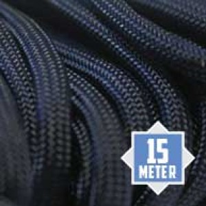 Midnight Blue 550 type 3 paracord Ø 4mm (15m)