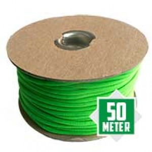 Neon Green Spoeltje 550 type 3 paracord Ø 4mm (50m)