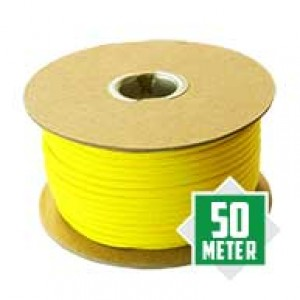 Neon Yellow Spoeltje 550 type 3 paracord Ø 4mm (50m)