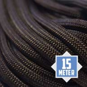 New Brown 550 type 3 paracord Ø 4mm (15m)