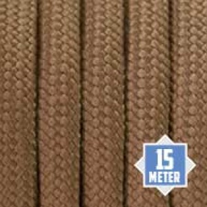 Tan 550 type 3 paracord Ø 4mm (15m)