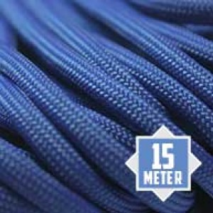 Royal Blue 550 type 3 paracord Ø 4mm (15m)