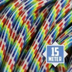 Tie Dye Paracord 550 type 3 Ø 4mm (15m)