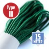 Kelly Green paracord type II s