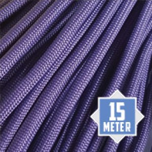 Purple 550 paracord type 3 Ø 4mm (15m)