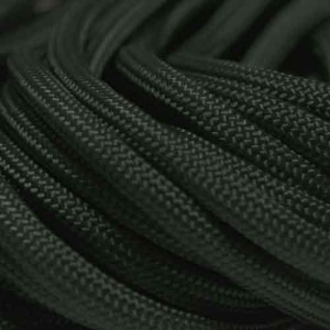 Dark Green 550 type 3 paracord Ø 4mm (15m)