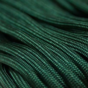 Emerald Green 550 type 3 paracord Ø 4mm (15m)