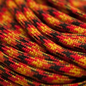 Flame 550 type 3 paracord Ø 4mm (15m)