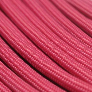 Fuchsia 550 type 3 paracord Ø 4mm (15m)