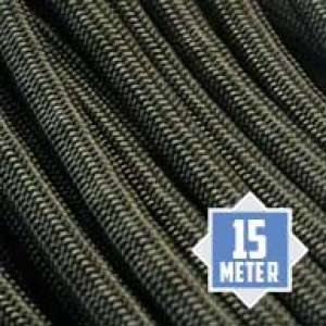 Olive drab 550 type 3 paracord Ø 4mm (15m)