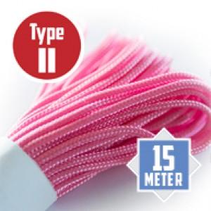 Rose Pink type II CreaCore© Ø 3mm (15m)