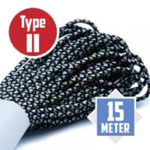 Silver Diamonds type II CreaCore© (15m)