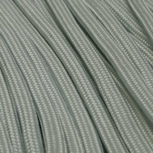 Silver Grey 550 type 3 paracord Ø 4mm (15m)