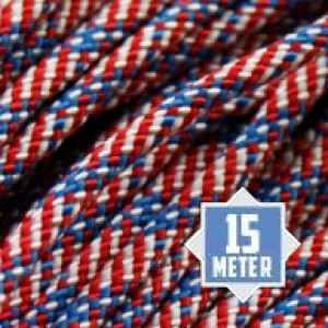 Stars and Stripes 550 type 3 paracord Ø 4mm (15m)