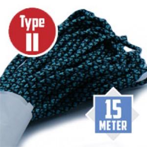 Neon Turquoise Diamonds type II CreaCore© (15m)