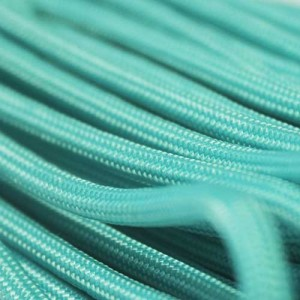 Turquoise 550 type 3 paracord Ø 4mm (15m)