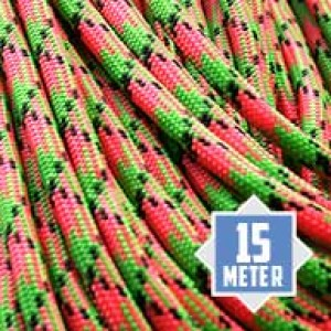 Water Melon Paracord 550 type 3 Ø 4mm (15m)